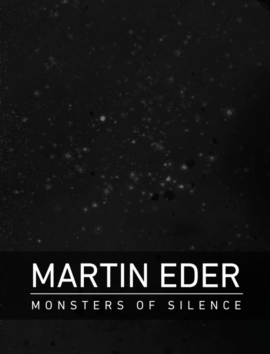 martin eder monsters of silence mumbai, india galerie ISA